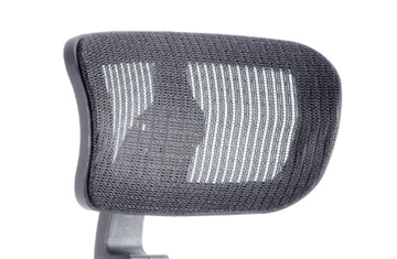 Picture of Office Chair Company Mirage II Headrest Black Mesh