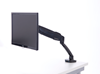 Picture of Office Chair Company Easy Adjust Single Monitor Arm in Black