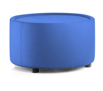 Picture of Office Chair Company Neo Round Table Blue Fabric