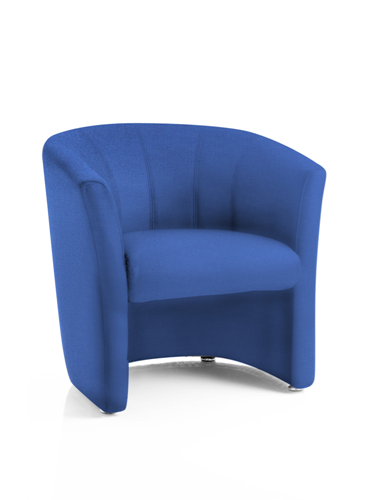 Picture of Office Chair Company Neo Single Tub Blue Fabric