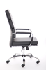 Picture of Office Chair Company Advocate Executive Chair Black Bonded Leather With Arms