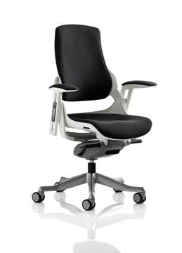 Picture of Office Chair Company Zure Executive Chair Black Fabric With Arms
