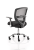 Picture of Office Chair Company Iris Task Operator Chair Black Fabric With Arms