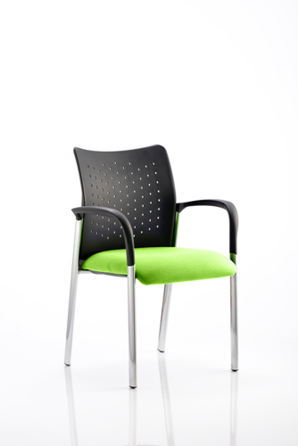 Picture of Office Chair Company Academy Bespoke Colour Seat With Arms Swizzle