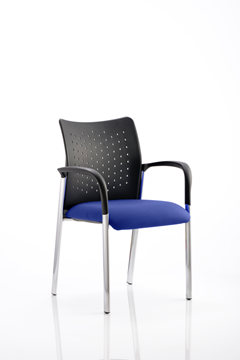 Picture of Office Chair Company Academy Bespoke Colour Seat With Arms Serene