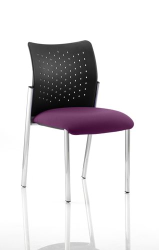 Picture of Office Chair Company Academy Bespoke Colour Seat Without Arms Purple