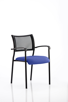 Picture of Office Chair Company Brunswick Bespoke Colour Seat Black Frame Serene