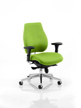 Picture of Office Chair Company Chiro Plus Bespoke Colour Swizzle