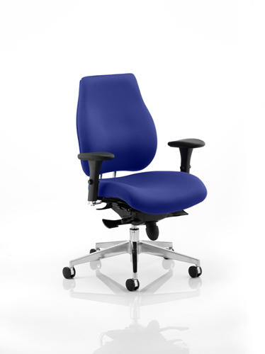 Picture of Office Chair Company Chiro Plus Bespoke Colour Serene