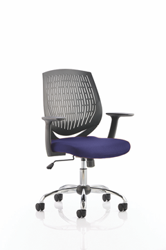 Picture of Office Chair Company Dura Bespoke Colour Seat Serene