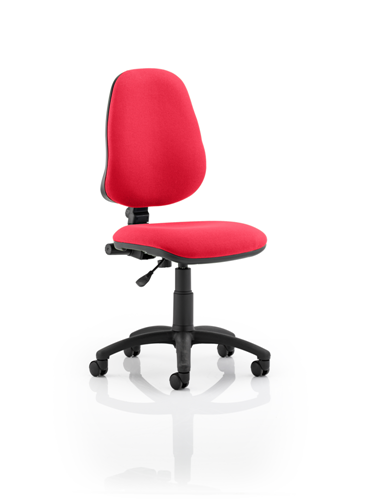 Picture of Office Chair Company Eclipse I Lever Task Operator Chair Bespoke Colour Cherry