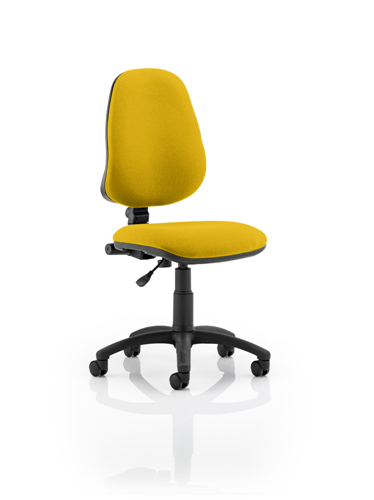 Picture of Office Chair Company Eclipse I Lever Task Operator Chair Bespoke Colour Sunset
