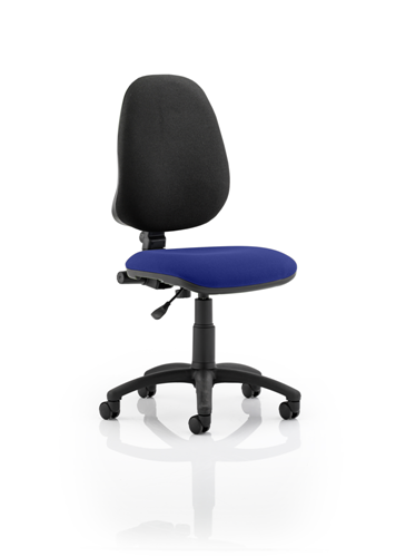 Picture of Office Chair Company Eclipse I Lever Task Operator Chair Bespoke Colour Seat Serene