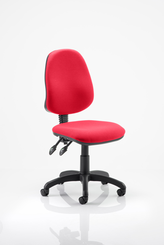 Picture of Office Chair Company Eclipse II Lever Task Operator Chair Bespoke Colour Cherry