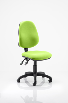 Picture of Office Chair Company Eclipse II Lever Task Operator Chair Bespoke Colour Swizzle