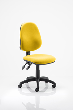 Picture of Office Chair Company Eclipse II Lever Task Operator Chair Bespoke Colour Sunset