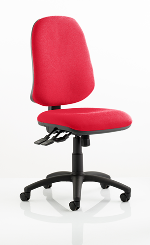 Picture of Office Chair Company Eclipse XL III Lever Task Operator Chair Bespoke Colour Cherry