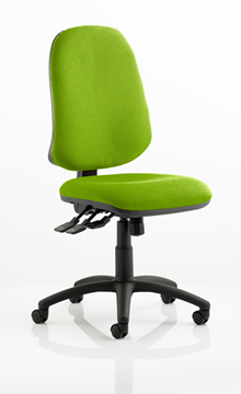 Picture of Office Chair Company Eclipse XL III Lever Task Operator Chair Bespoke Colour Swizzle