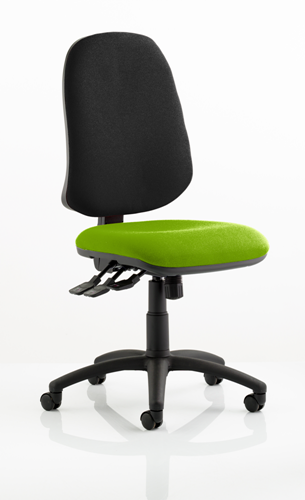 Picture of Office Chair Company Eclipse XL III Lever Task Operator Chair Bespoke Colour Seat Swizzle