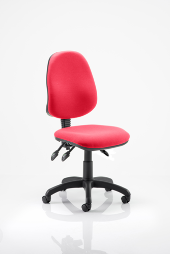 Picture of Office Chair Company Eclipse III Lever Task Operator Chair Bespoke Colour Cherry