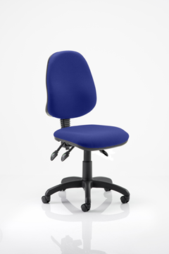 Picture of Office Chair Company Eclipse III Lever Task Operator Chair Bespoke Colour Serene