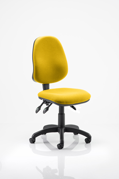 Picture of Office Chair Company Eclipse III Lever Task Operator Chair Bespoke Colour Sunset