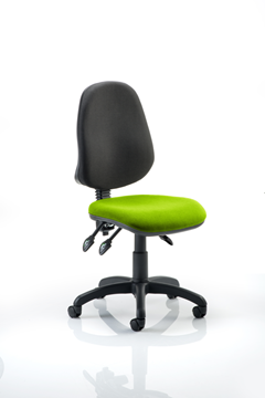 Picture of Office Chair Company Eclipse III Lever Task Operator Chair Bespoke Colour Seat Swizzle