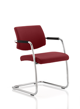 Picture of Office Chair Company Havanna Bespoke Colour Chilli