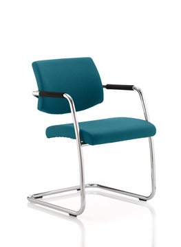 Picture of Office Chair Company Havanna Bespoke Colour Kingfisher
