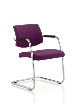 Picture of Office Chair Company Havanna Bespoke Colour Purple