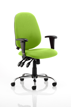 Picture of Office Chair Company Lisbon Bespoke Colour Swizzle
