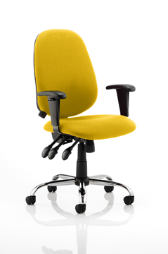 Picture of Office Chair Company Lisbon Bespoke Colour Sunset