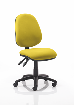 Picture of Office Chair Company Luna II Lever Task Operator Chair Bespoke Colour Sunset