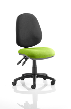Picture of Office Chair Company Luna II Lever Task Operator Chair Bespoke Colour Seat Swizzle