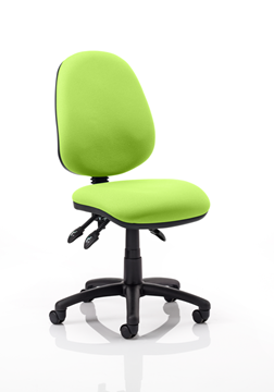 Picture of Office Chair Company Luna III Lever Task Operator Chair Bespoke Colour Swizzle