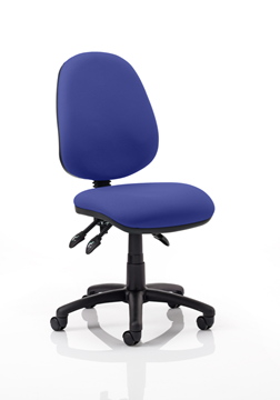 Picture of Office Chair Company Luna III Lever Task Operator Chair Bespoke Colour Serene