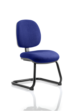 Picture of Office Chair Company Luna Cantilever Bespoke Colour Serene