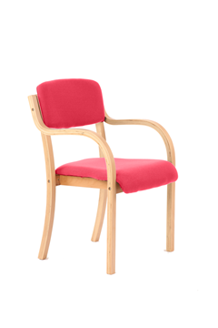 Picture of Office Chair Company Madrid Bespoke Colour Cherry