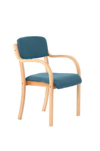 Picture of Office Chair Company Madrid Bespoke Colour Kingfisher