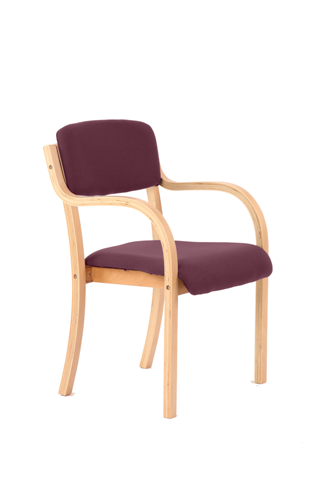 Picture of Office Chair Company Madrid Bespoke Colour Purple
