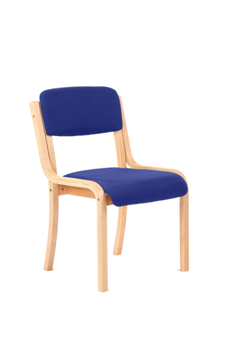 Picture of Office Chair Company Madrid No Arms Bespoke Colour Serene