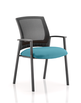 Picture of Office Chair Company Metro Bespoke Colour Seat Kingfisher