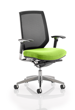 Picture of Office Chair Company Midas Bespoke Colour Seat Swizzle