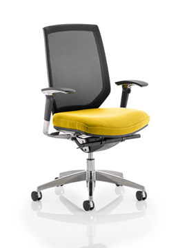 Picture of Office Chair Company Midas Bespoke Colour Seat Sunset