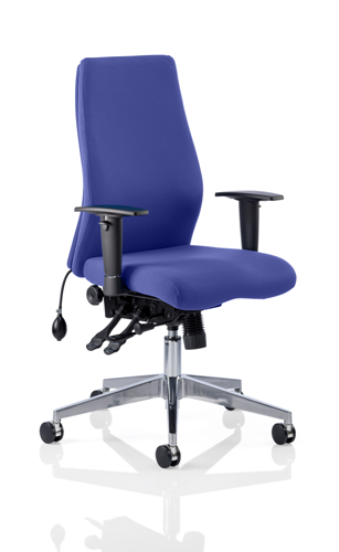 Picture of Office Chair Company Onyx Bespoke Colour Without Headrest Serene