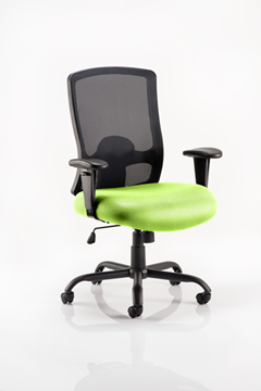 Picture of Office Chair Company Portland Hd Bespoke Colour Seat Swizzle
