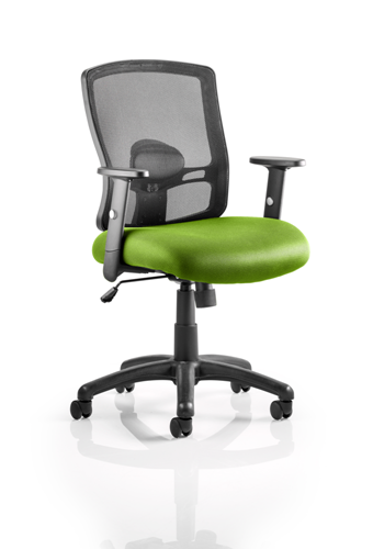 Picture of Office Chair Company Portland Bespoke Colour Seat Swizzle