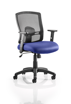 Picture of Office Chair Company Portland Bespoke Colour Seat Serene