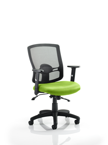 Picture of Office Chair Company Portland II With Bespoke Colour Seat Swizzle