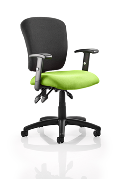 Picture of Office Chair Company Toledo Bespoke Colour Seat Swizzle